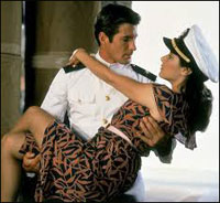 Richard Gere et Debra Winger