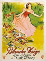 Affiche Blanche Neige (DR)