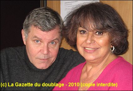 claire guyot doublage