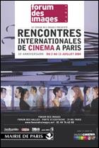 Rencontres Internationales de Cinéma (c) D.R;
